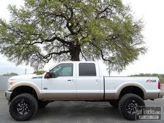 2014 Ford Super Duty F250 Crew Cab King Ranch 6.7L Power Stroke Diesel 4X4 in San Antonio Texas