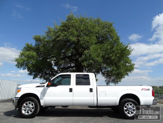 2014 Ford Super Duty F250 Crew Cab XL 6.2L V8 4X4 in San Antonio Texas