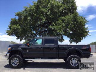 2014 Ford Super Duty F250 Super Crew Lariat FX4 6.7L Power Stroke Diesel 4X4 | American Auto Brokers San Antonio, TX in San Antonio Texas