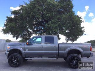 2014 Ford Super Duty F250 Crew Cab Lariat 6.7L Power Stroke Diesel 4X4 | American Auto Brokers San Antonio, TX in San Antonio Texas