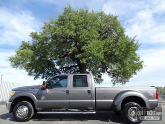 2014 Ford Super Duty F350 DRW Pickup Crew Cab XLT 6.7L V8 4X4 in San Antonio Texas