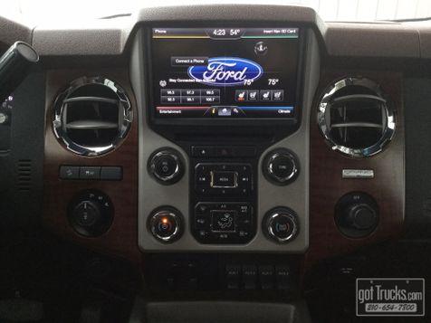 2014 Ford Super Duty F350 Crew Cab King Ranch FX4 6.7L Power Stroke 4X4 | American Auto Brokers San Antonio, TX in San Antonio, Texas