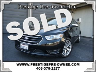 2014 Ford Taurus in Campbell CA