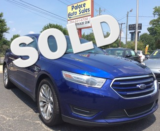 2014 Ford Taurus Limited CHARLOTTE, North Carolina