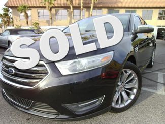 2014 Ford Taurus Limited Las Vegas, NV