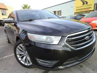 2014 Ford Taurus Limited Las Vegas, NV 4