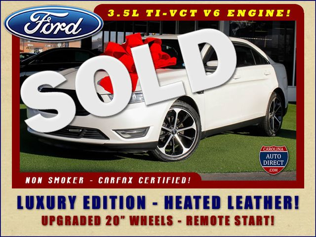 2014 Ford Taurus SEL FWD - LUXURY EDITION - HEATED LEATHER! Mooresville , NC 0