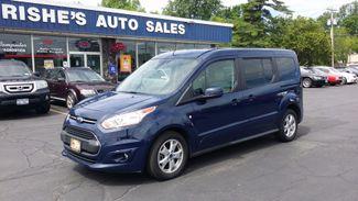 2014 Ford Transit Connect Ext 7 Pass Titanium Nav Remote start | Ogdensburg, New York | Rishe's Auto Sales in Ogdensburg New York
