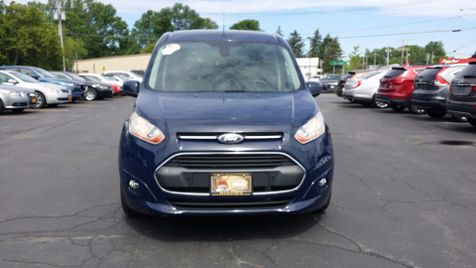 2014 Ford Transit Connect Ext 7 Pass Titanium Nav Remote start | Ogdensburg, New York | Rishe's Auto Sales in Ogdensburg, New York