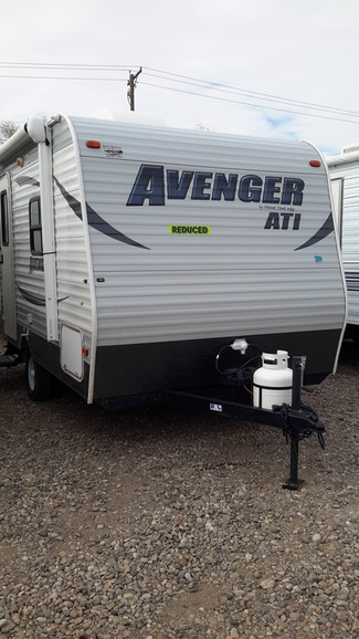 2014 Forest River AVENGER 14RB ATI Albuquerque, New Mexico