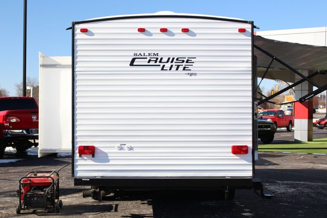 2015 Forest River Salem Cruise Lite T231RBXL Mooresville , NC 9