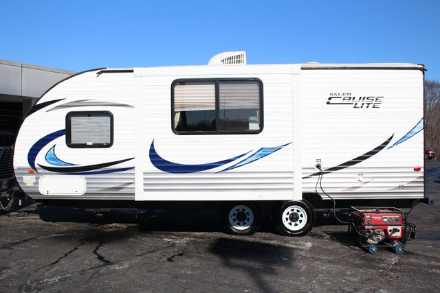 2015 Forest River Salem Cruise Lite T231RBXL Mooresville , NC 8