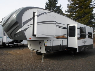 2014 Forest River Wildcat 272RLX Salem, Oregon