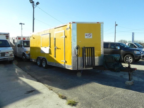 2014 Freedom Food TrailerFull Kitchen  in New Braunfels