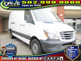 2014 Freightliner Sprinter 2500 Cargo High Roof Extended w/170