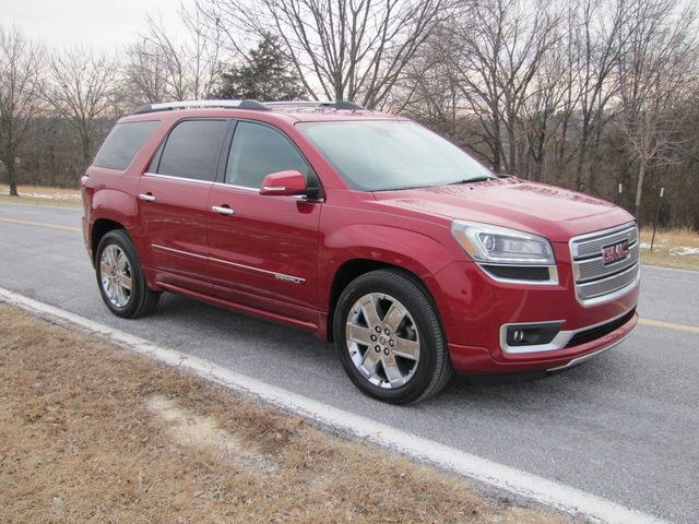 2014 GMC Acadia Denali Loaded With Every Option! ONE OWNER! St. Louis, Missouri 0