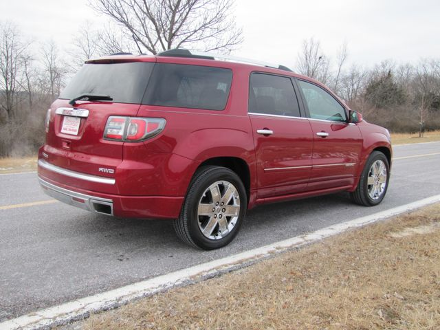 2014 GMC Acadia Denali Loaded With Every Option! ONE OWNER! St. Louis, Missouri 2