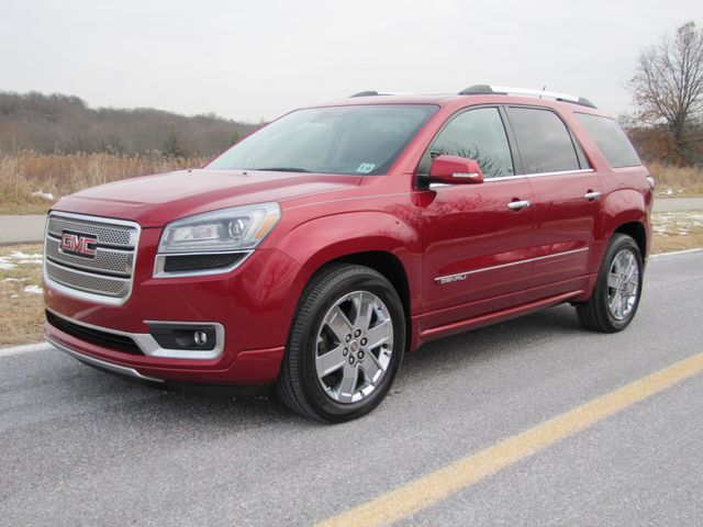 2014 GMC Acadia Denali Loaded With Every Option! ONE OWNER! St. Louis, Missouri 7