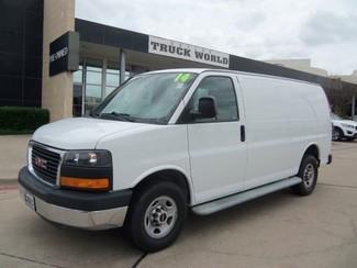 2014 GMC Savana Cargo Van in Mesquite TX