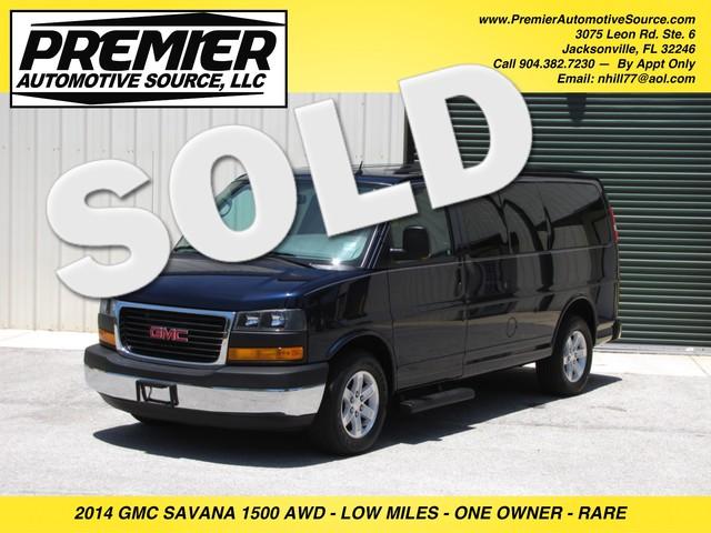 2014 GMC Savana Passenger AWD 1LT Jacksonville , FL 0