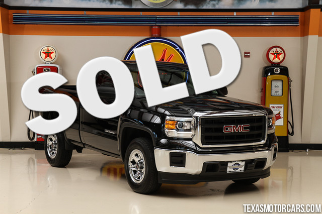 2014 GMC Sierra 1500 This Carfax 1-Owner 2014 GMC Sierra 1500 is in great shape with only 7 138 m