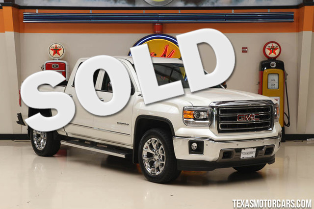 2014 GMC Sierra 1500 SLT Financing is available with rates as low as 29 wac Get pre-approved