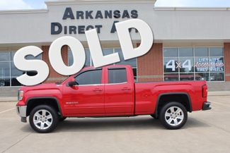 2014 GMC Sierra 1500 SLE DOUBLE CAB Z71 2WD Conway, Arkansas