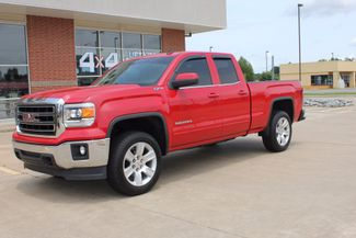 2014 GMC Sierra 1500 SLE DOUBLE CAB Z71 2WD Conway, Arkansas 1