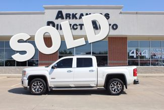 2014 GMC Sierra 1500 SLT Z71  4X4 ALL TERRAIN Conway, Arkansas