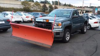 2014 GMC Sierra 1500 4WD Regular Cab with Plow East Haven, CT