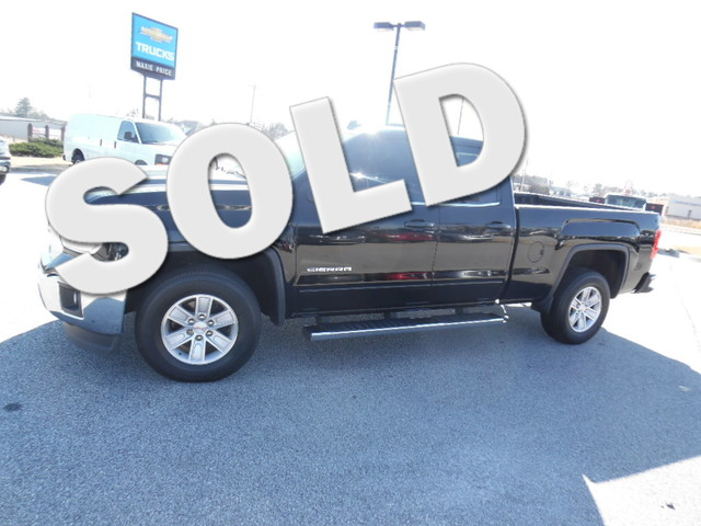 2014 GMC Sierra 1500 SLE SUPER SHARP VEHICLE CLEAN INSIDE AND OUT LOW MILES40 000 MILES VIN