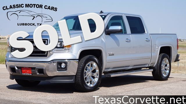 2014 GMC Sierra 1500 SLT | Lubbock, Texas | Classic Motor Cars