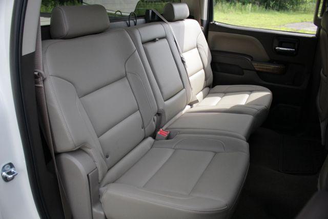 "2014 GMC Sierra 1500 SLT Crew Cab RWD - HEATED LEATHER - 22"" WHEELS! Mooresville , NC 13"