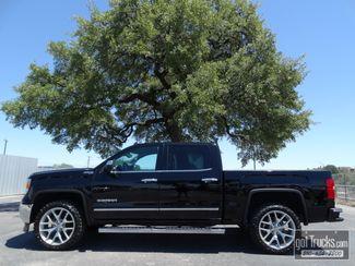 2014 GMC Sierra 1500 Crew Cab SLT 5.3L V8 4X4 | American Auto Brokers San Antonio, TX in San Antonio Texas