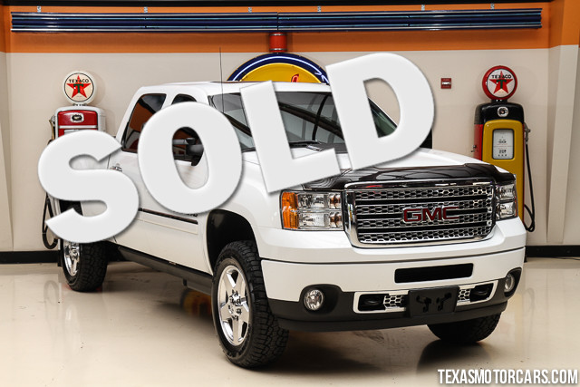 2014 GMC Sierra 2500HD Denali This Carfax 1-Owner GMC 2014 GMC Sierra 2500HD Denali is in great sh