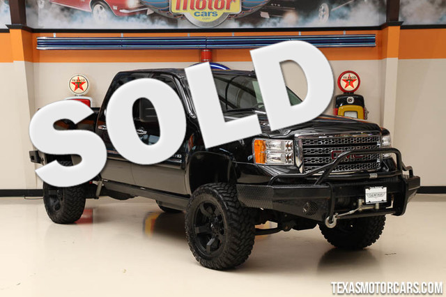 2014 GMC Sierra 2500HD Denali This Carfax 1-Owner 2014 GMC Sierra 2500HD Denali is in great shape