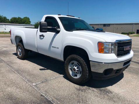 2014 GMC Sierra 2500HD Work Truck | Greenville, TX | Barrow Motors in Greenville, TX