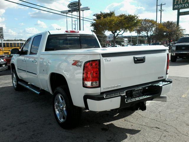 2014 GMC Sierra 2500HD Denali San Antonio, Texas 4