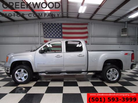 2014 GMC Sierra 2500HD SLT 4x4 Z71 Gas Chrome 20s Leather Heated 1 Owner in Searcy, AR