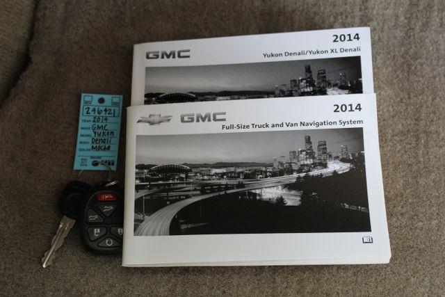 2014 GMC Yukon Denali AWD-NAV-DVD-LOW MILES! Mooresville , NC 84