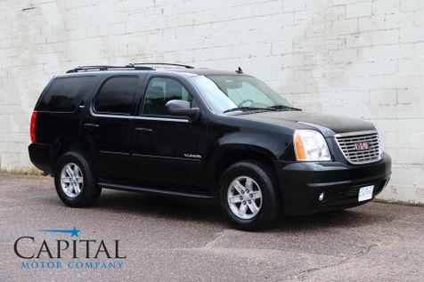 2014 GMC Yukon SLT 4x4 Luxury SUV w/Backup Cam, Heated Seats, BOSE Audio, Tow Pkg & 3rd Row Seats in Eau Claire