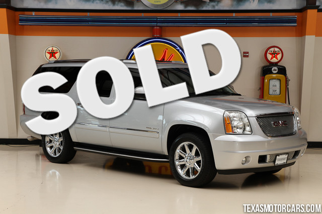 2014 GMC Yukon XL Denali This Carfax 1-Owner 2014 GMC Yukon XL Denali is in great shape with only