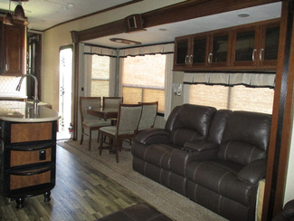 2014 Grand Design Solitude ST369RL  city Florida  RV World of Hudson Inc  in Hudson, Florida