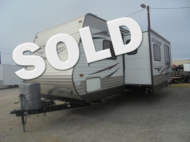 2014 Gulf Stream Kingsport 279QBL TWO Bedroom BUNKHOUSE Travel ...