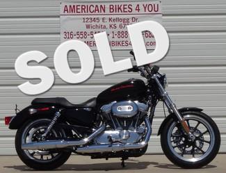 2014 Harley-Davidson 883 SuperLow Sportster XL883L Wichita, KS