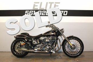 2014 Harley Davidson Breakout CVO Screamin Eagle FXSBSE Boynton Beach, FL 1