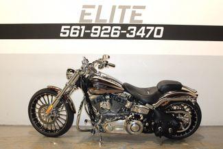 2014 Harley Davidson Breakout CVO Screamin Eagle FXSBSE Boynton Beach, FL 28