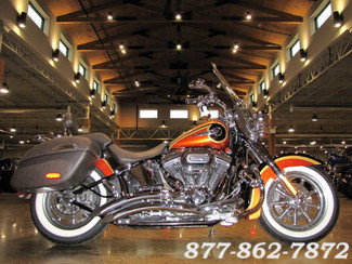 2014 Harley-Davidson CVO SOFTAIL DELUXE FLSTNSE CVO SOFTAIL DELUXE McHenry, Illinois