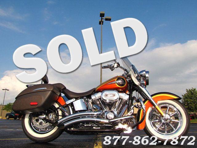 2014 Harley-Davidson CVO SOFTAIL DELUXE FLSTNSE CVO SOFTAIL DELUXE McHenry, Illinois 0