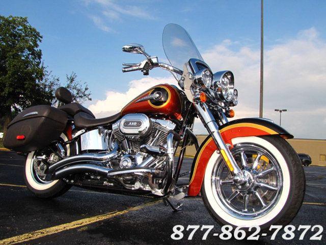 2014 Harley-Davidson CVO SOFTAIL DELUXE FLSTNSE CVO SOFTAIL DELUXE McHenry, Illinois 2
